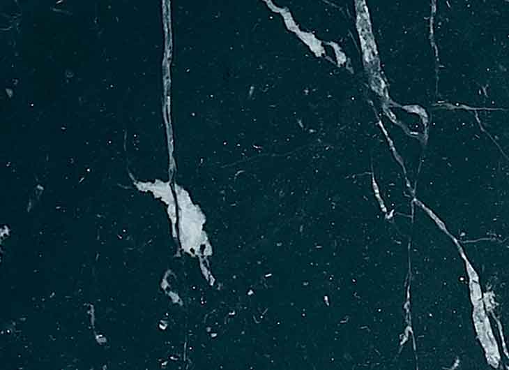 Nero Marquina Marble Top and Base