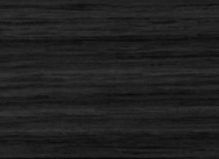 Oak Frame Lacquered Black