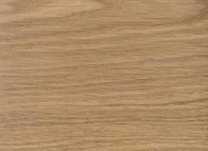 Oiled Oak Seat