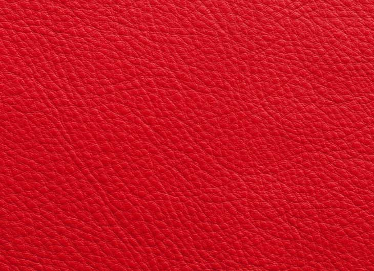 Red Elmosoft Leather 05011