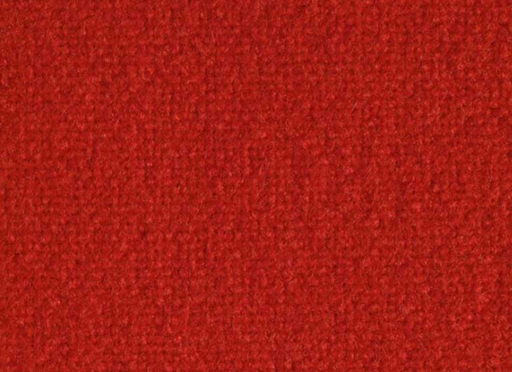 Red Tonus 130 Wool Seat and Back