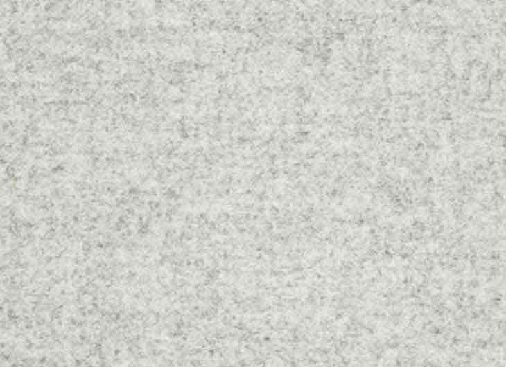 Seat in Divina Melange Wool 120 Pale Grey