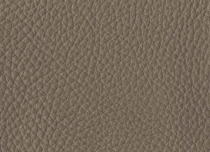 Seat in Loke Leather 7140 Taupe