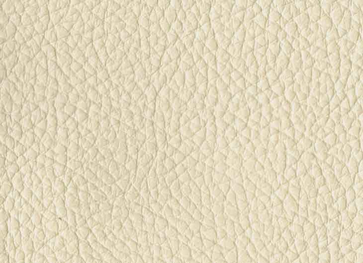 Seat in Loke Leather 7210 Cream