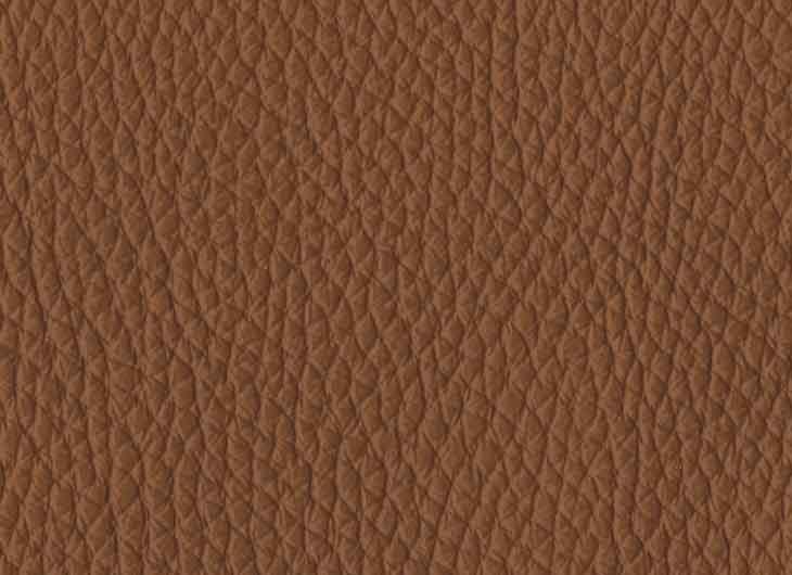 Seat in Loke Leather 7748 Tan