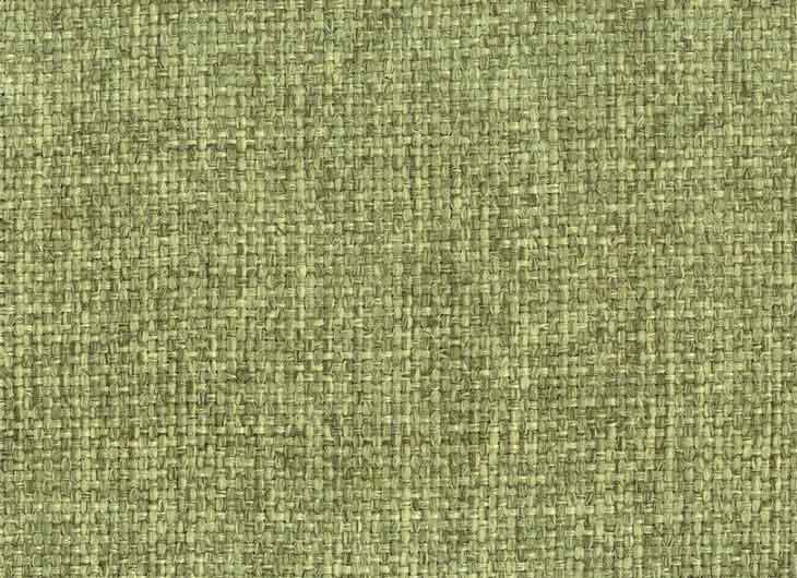 Sole 411 Light Green Fabric White Stitching