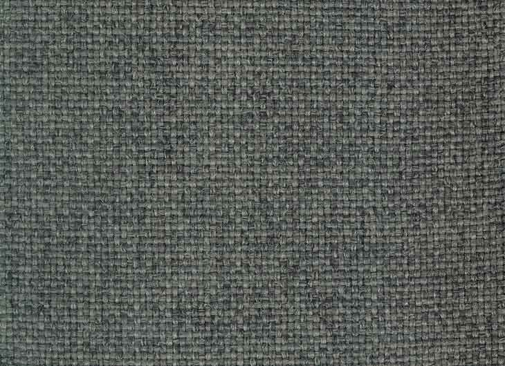 Sole 417 Dark Grey Fabric White Stitching