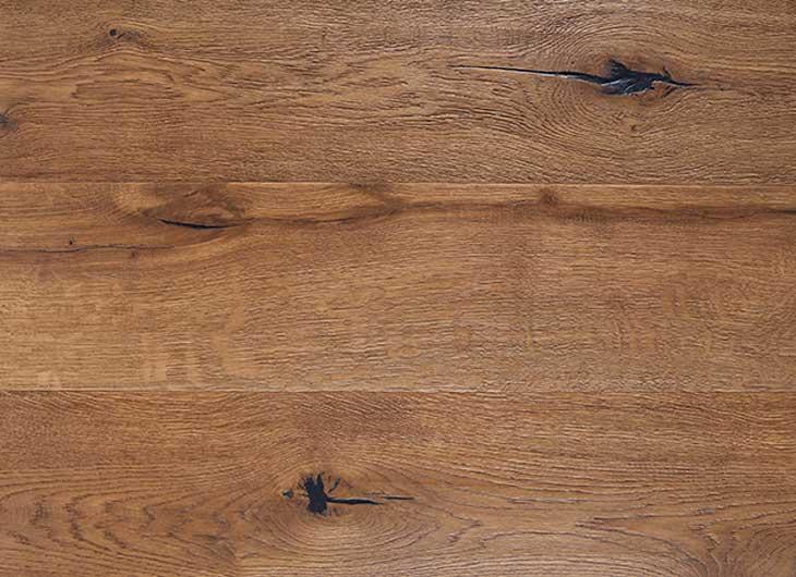 Solid Wild Oak Planks