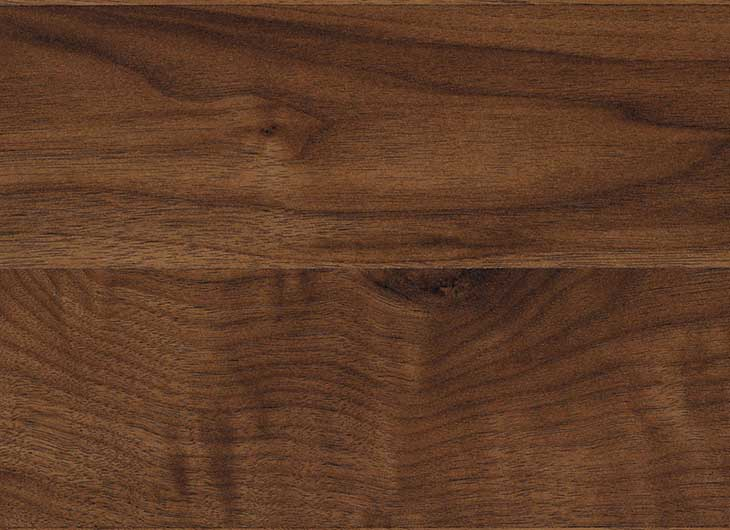 Walnut Veneer Top