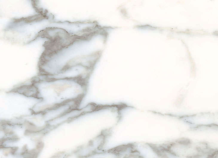 White Arabescato Marble Top