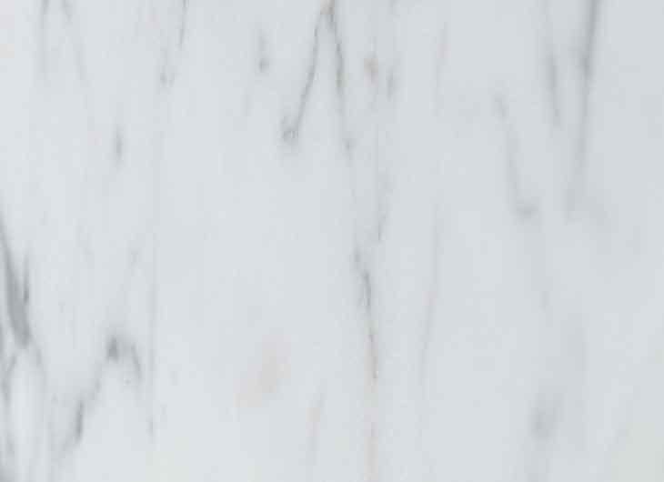 White Carrara Marble Top and Base