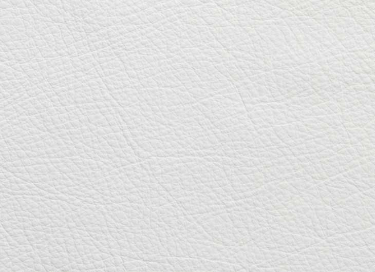 White Elmosoft Leather 00100