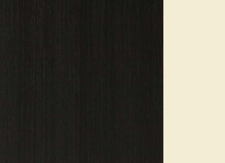 Black Hemlock Frame Cream Inside