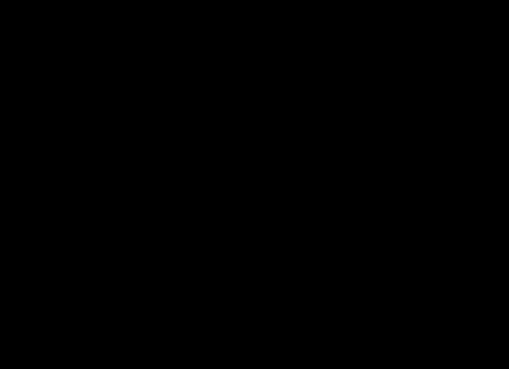 Black Matt Enamel Frame