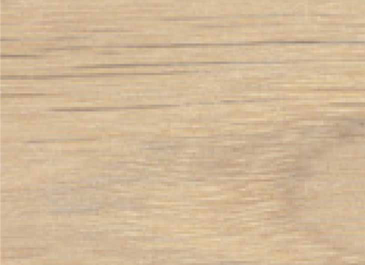 Frame in White Oiled Oak Wood