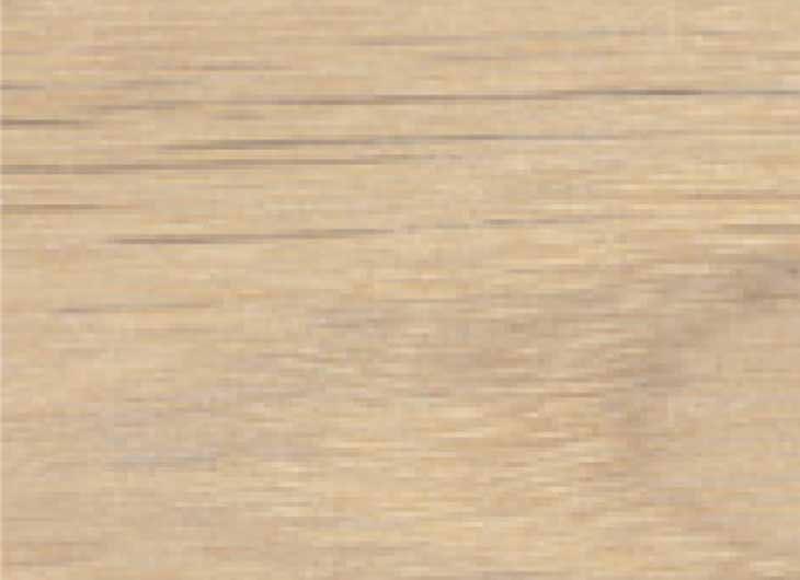 White Oiled Oak Frame