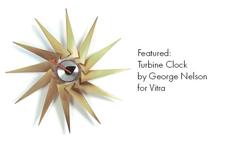 Featured: Tubine Clock