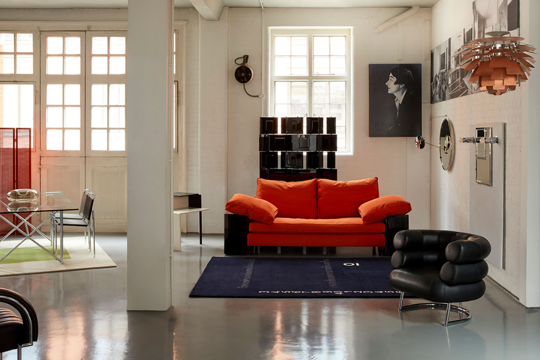 Aram holds the worldwide license for Eileen Gray designs