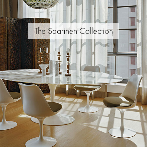 The Saarinen Collection by Knoll at Aram Store